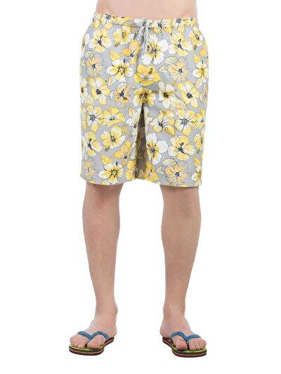 COLINS желтый мужской пляжные шорты<br>Пол: мужской; Цвет: желтый; Размер INT: XL;