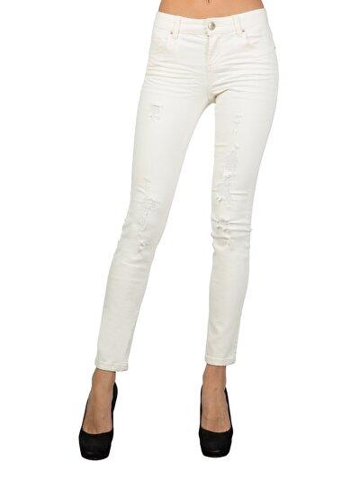 COLINS бежевый женский брюки<br>Пол: женский; Цвет: бежевый; Размер INT: 38;