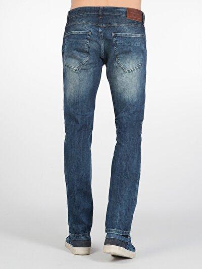 COLINS деним мужской брюки<br>Пол: мужской; Цвет: bula wash; Размер INT: 33/32;