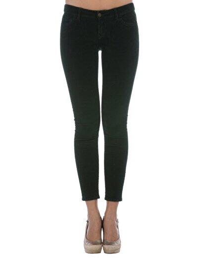 COLINS зеленый женский брюки<br>Пол: женский; Цвет: темный зеленый; Размер INT: 25/32;