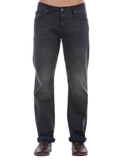 COLINS серый мужской брюки<br>Пол: мужской; Цвет: воуш мантана; Размер INT: 34/34;