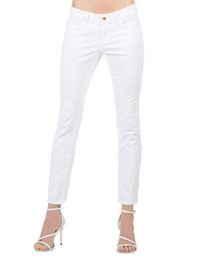 COLINS белый женский брюки<br>Пол: женский; Цвет: белый; Размер INT: 28/32;