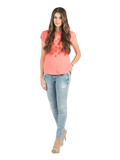 COLINS  женский брюки<br>Пол: женский; Цвет: фабиа уош; Размер INT: 25/32;