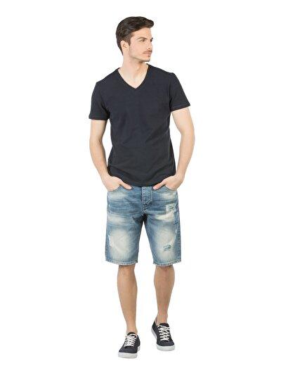 COLINS  мужской шорты<br>Пол: мужской; Цвет: адже мытье; Размер INT: XL;