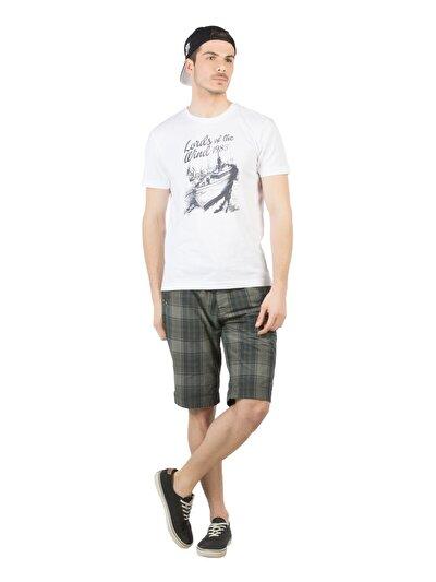 COLINS антрацит мужской шорты<br>Пол: мужской; Цвет: антрацит; Размер INT: L;