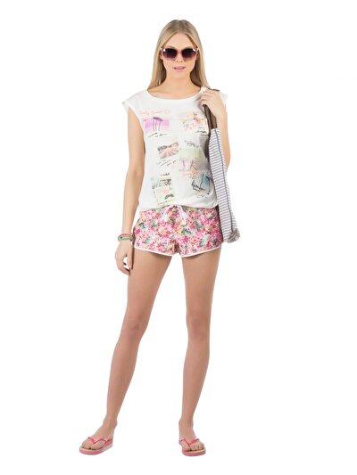 COLINS мульти женский пляжные шорты<br>Пол: женский; Цвет: мульти; Размер INT: S;