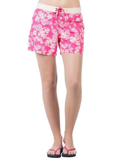 COLINS розовый женский пляжные шорты<br>Пол: женский; Цвет: розовый; Размер INT: L;