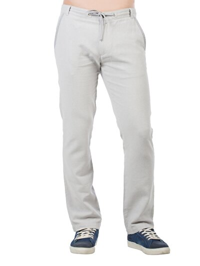 COLINS серый мужской брюки<br>Пол: мужской; Цвет: светло-серый; Размер INT: 32/34;
