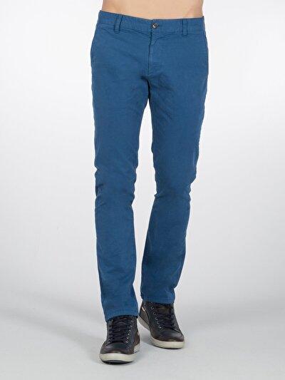 COLINS голубой <br>Пол: мужской; Цвет: светлый индиго; Размер INT: 28/32;
