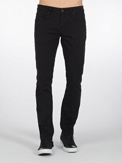COLINS черный мужской брюки<br>Пол: мужской; Цвет: черный; Размер INT: 32/32;