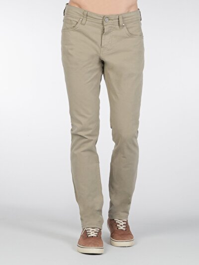 COLINS зеленый мужской брюки<br>Пол: мужской; Цвет: светло зеленый; Размер INT: 34/32;