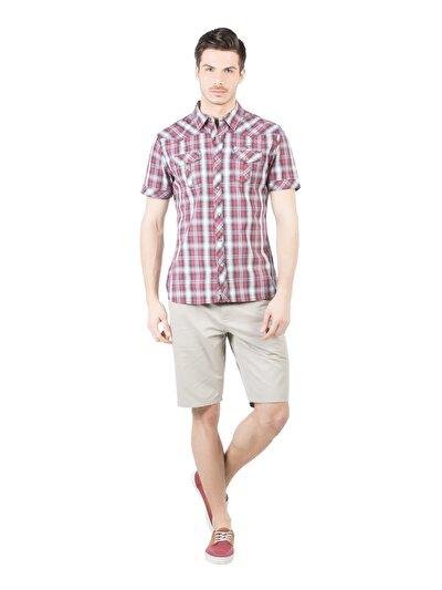 COLINS бежевый мужской шорты<br>Пол: мужской; Цвет: бежевый; Размер INT: XS;