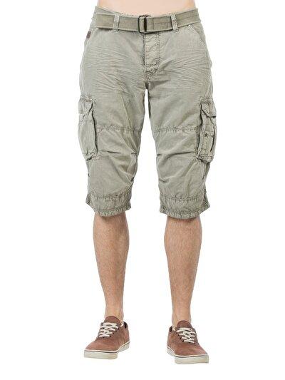 COLINS хаки мужской шорты<br>Пол: мужской; Цвет: хаки; Размер INT: L;