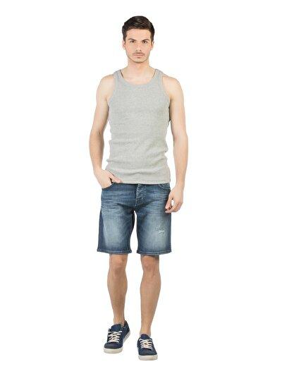 COLINS серый мужской майки<br>Пол: мужской; Цвет: смешанный серый; Размер INT: L;
