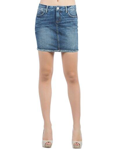COLINS  женский юбки<br>Пол: женский; Цвет: лисса уош; Размер INT: 38;