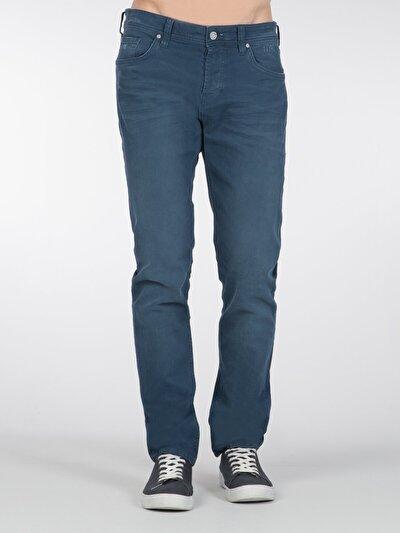 COLINS синий мужской брюки<br>Пол: мужской; Цвет: синий; Размер INT: 34/34;