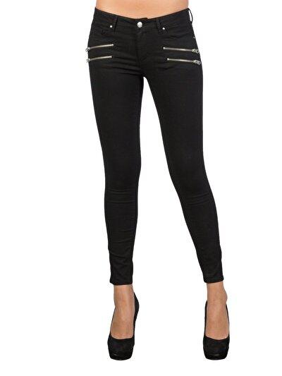 COLINS черный женский брюки<br>Пол: женский; Цвет: черный; Размер INT: 40;