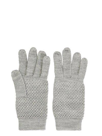 COLINS серый женский перчатки<br>Пол: женский; Цвет: серый; Размер INT: STND;