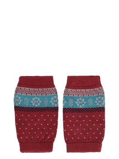 COLINS красный женский перчатки<br>Пол: женский; Цвет: красный; Размер INT: STND;