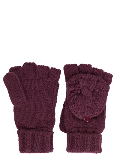 COLINS  женский перчатки<br>Пол: женский; Цвет: бурганди; Размер INT: STND;