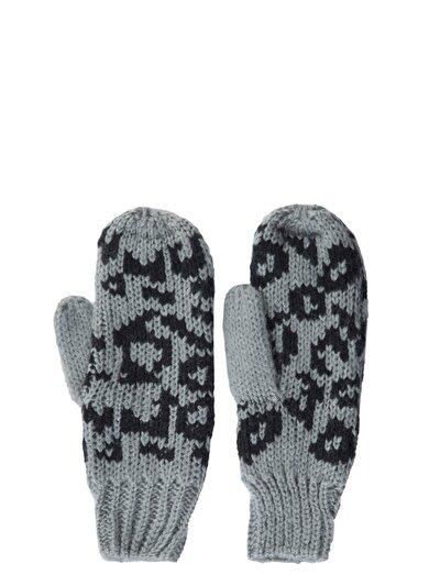 COLINS антрацит женский перчатки<br>Пол: женский; Цвет: антрацит; Размер INT: STND;