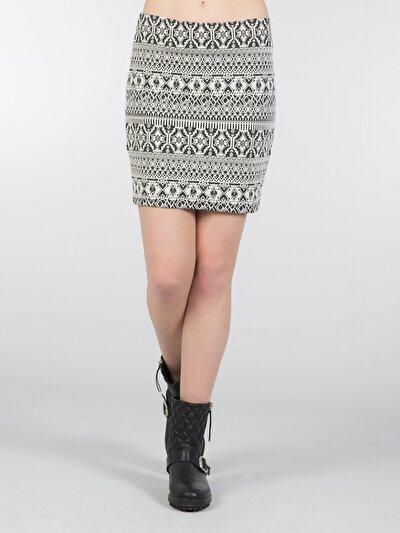 COLINS черный женский юбки<br>Пол: женский; Цвет: черный; Размер INT: L;