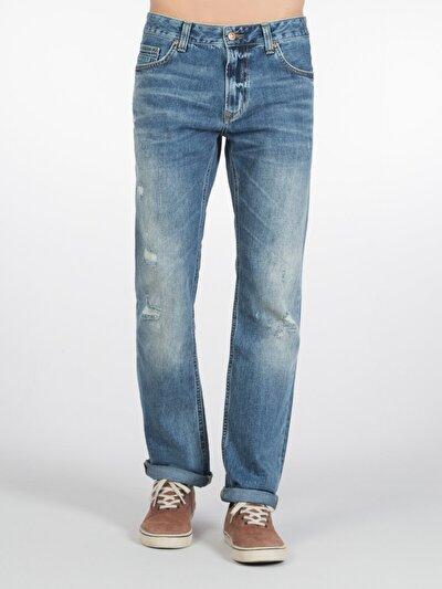 COLINS деним мужской брюки<br>Пол: мужской; Цвет: b?an wash; Размер INT: 34/32;