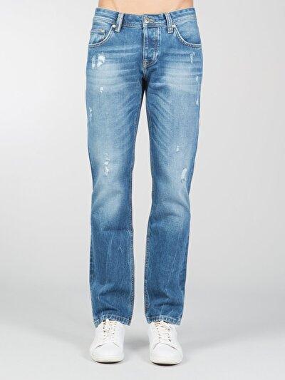 COLINS деним мужской брюки<br>Пол: мужской; Цвет: base wash; Размер INT: 34/34;