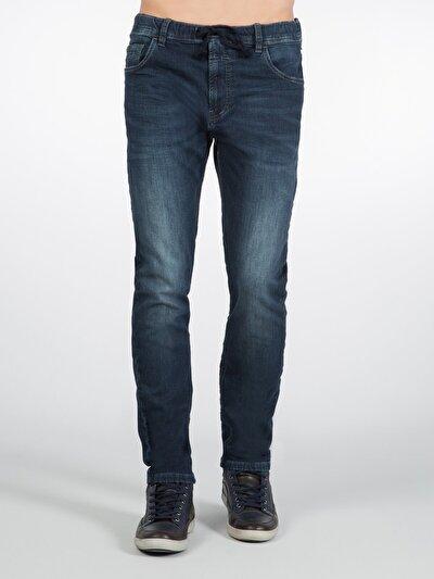 COLINS деним мужской брюки<br>Пол: мужской; Цвет: джог дин уош; Размер INT: 34/32;