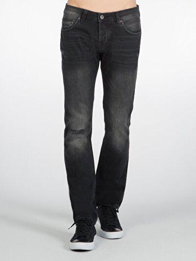 COLINS деним мужской брюки<br>Пол: мужской; Цвет: vusa wash; Размер INT: 34/34;