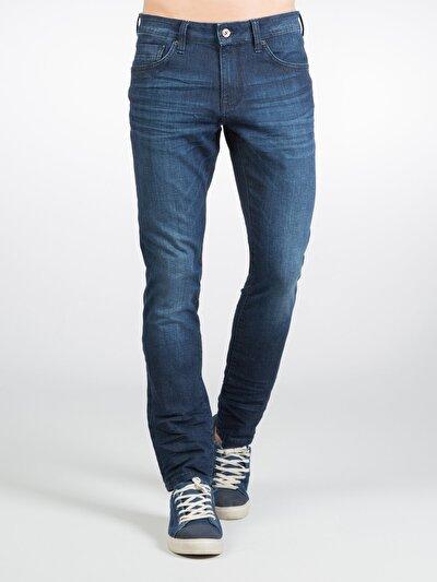 COLINS деним мужской брюки<br>Пол: мужской; Цвет: pet wash; Размер INT: 32/32;