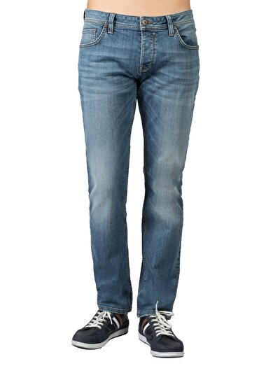 COLINS деним мужской брюки<br>Пол: мужской; Цвет: лайт харри уош; Размер INT: 36/34;