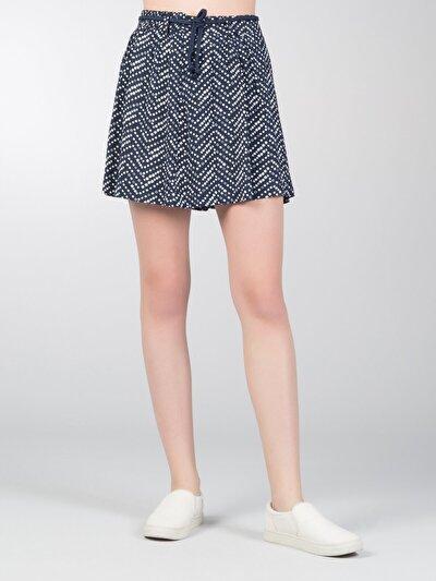 COLINS синий женский юбки<br>Пол: женский; Цвет: синий; Размер INT: S;