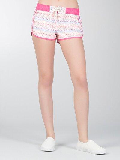 COLINS мульти женский пляжные шорты<br>Пол: женский; Цвет: мульти; Размер INT: XS;