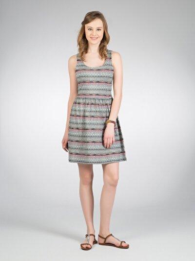 COLINS антрацит женский платья<br>Пол: женский; Цвет: антрацит; Размер INT: S;