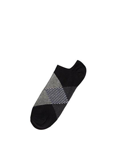 COLINS черный мужской носки<br>Пол: мужской; Цвет: черный; Размер INT: STND;