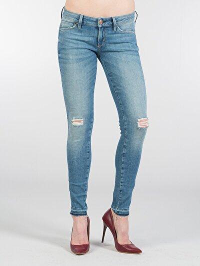 COLINS  женский брюки<br>Пол: женский; Цвет: винди вош; Размер INT: 30/30;