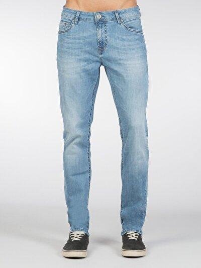 COLINS деним мужской брюки<br>Пол: мужской; Цвет: мак уош; Размер INT: 32/32;
