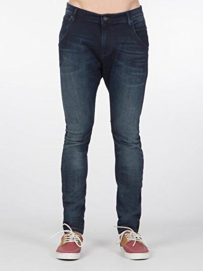 COLINS деним мужской брюки<br>Пол: мужской; Цвет: эра уош; Размер INT: 29/34;