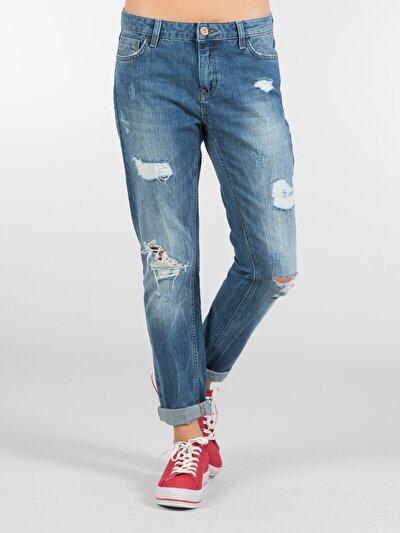 COLINS  женский брюки<br>Пол: женский; Цвет: квинс уош; Размер INT: 28;