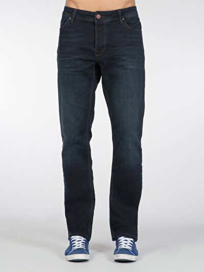 COLINS деним мужской брюки<br>Пол: мужской; Цвет: дарк танас уош; Размер INT: 36/32;