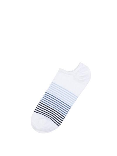 COLINS белый мужской носки<br>Пол: мужской; Цвет: белый; Размер INT: STND;