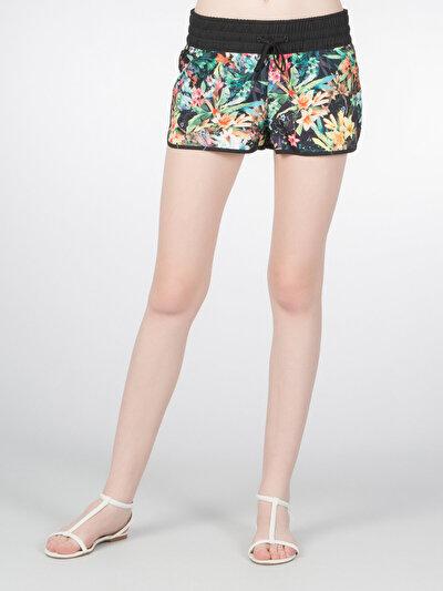 COLINS антрацит женский пляжные шорты<br>Пол: женский; Цвет: антрацит; Размер INT: M;