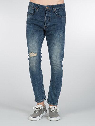 COLINS деним мужской брюки<br>Пол: мужской; Цвет: four wash; Размер INT: 32/32;