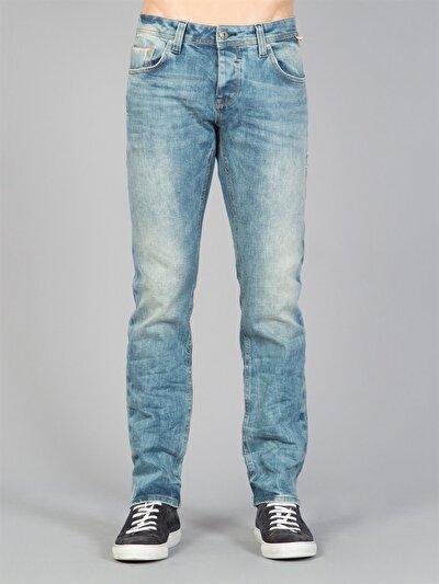 COLINS деним мужской брюки<br>Пол: мужской; Цвет: hewson wash; Размер INT: 30/32;