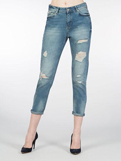 COLINS  женский брюки<br>Пол: женский; Цвет: хазел мытье; Размер INT: 29;