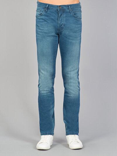 COLINS деним мужской брюки<br>Пол: мужской; Цвет: карп уош; Размер INT: 34/32;