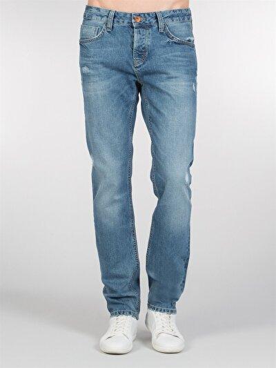 COLINS деним мужской брюки<br>Пол: мужской; Цвет: tyga wash; Размер INT: 31/32;