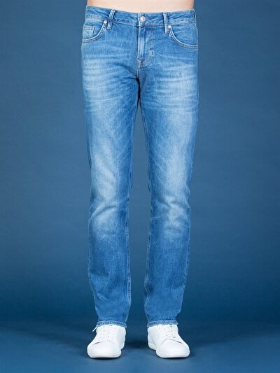 COLINS  мужской брюки<br>Пол: мужской; Цвет: терн вош; Размер INT: 33/34;