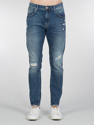 COLINS деним мужской брюки<br>Пол: мужской; Цвет: зак уош; Размер INT: 34/34;